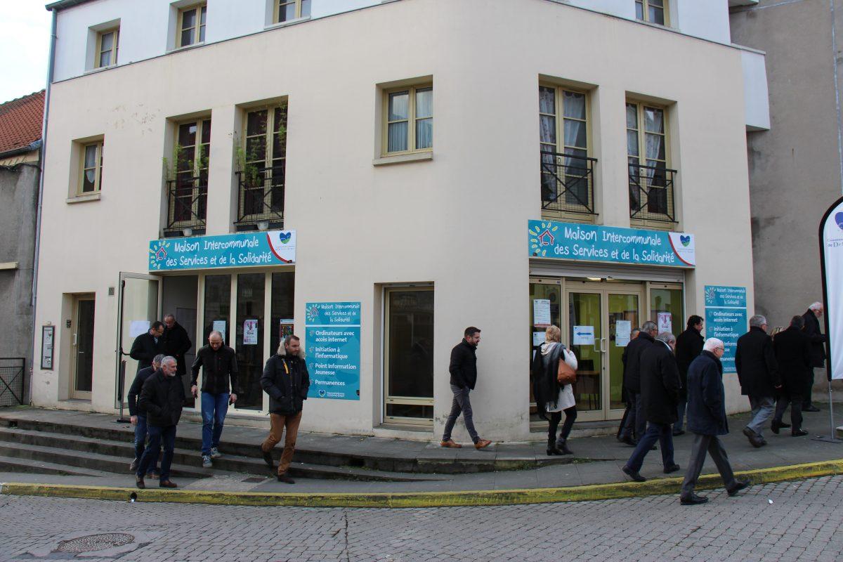 Une nouvelle Maison des Services