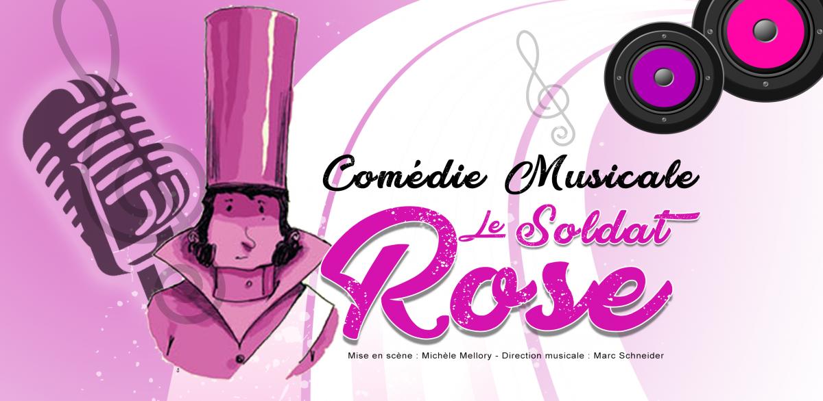 Comédie musicale Le Soldat Rose