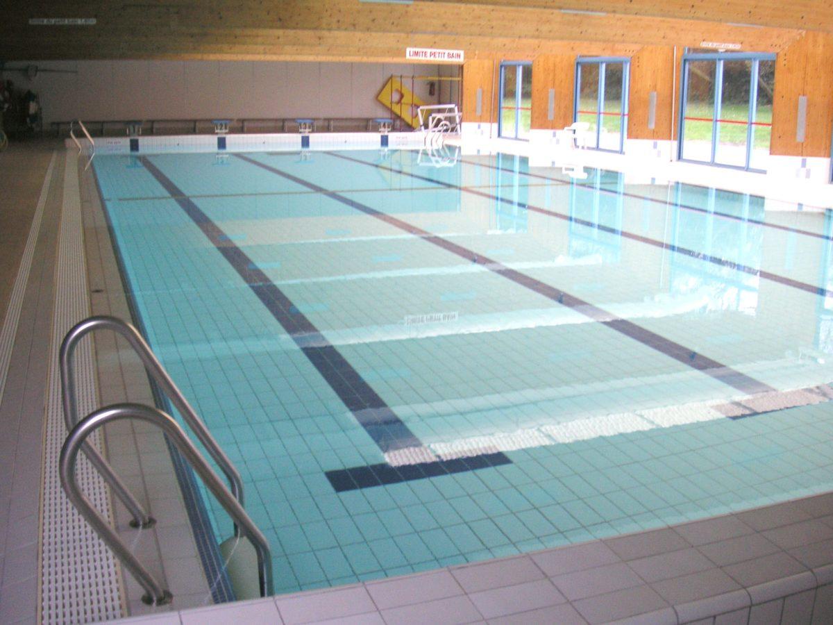 La piscine de nouveau ouverte