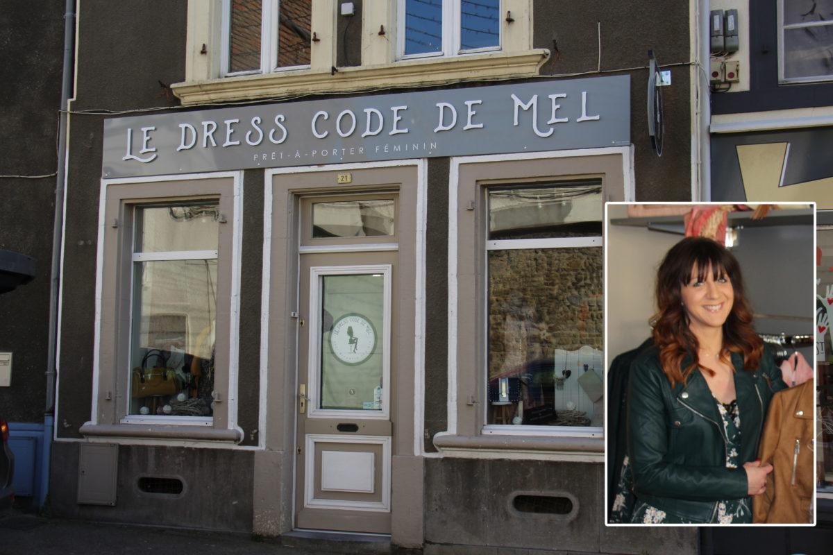 Le Dress Code de Mel a ouvert