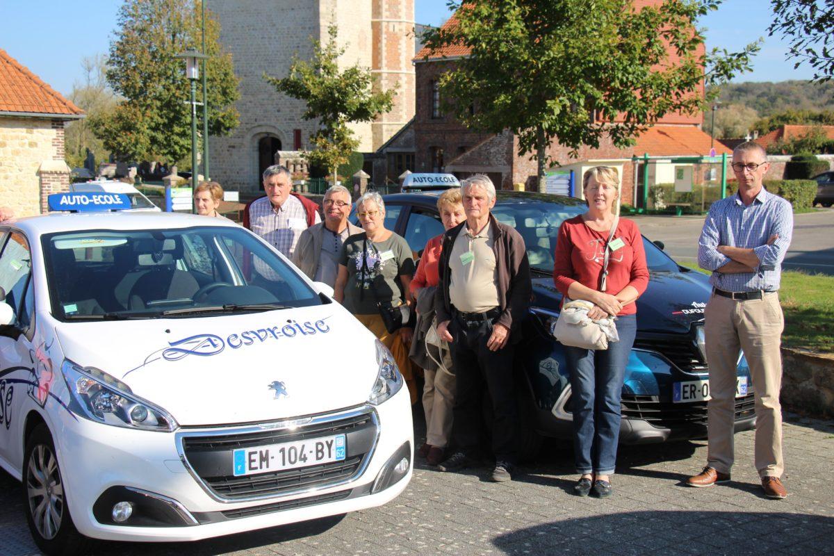 Journée sécurité routière séniors (Bilan)