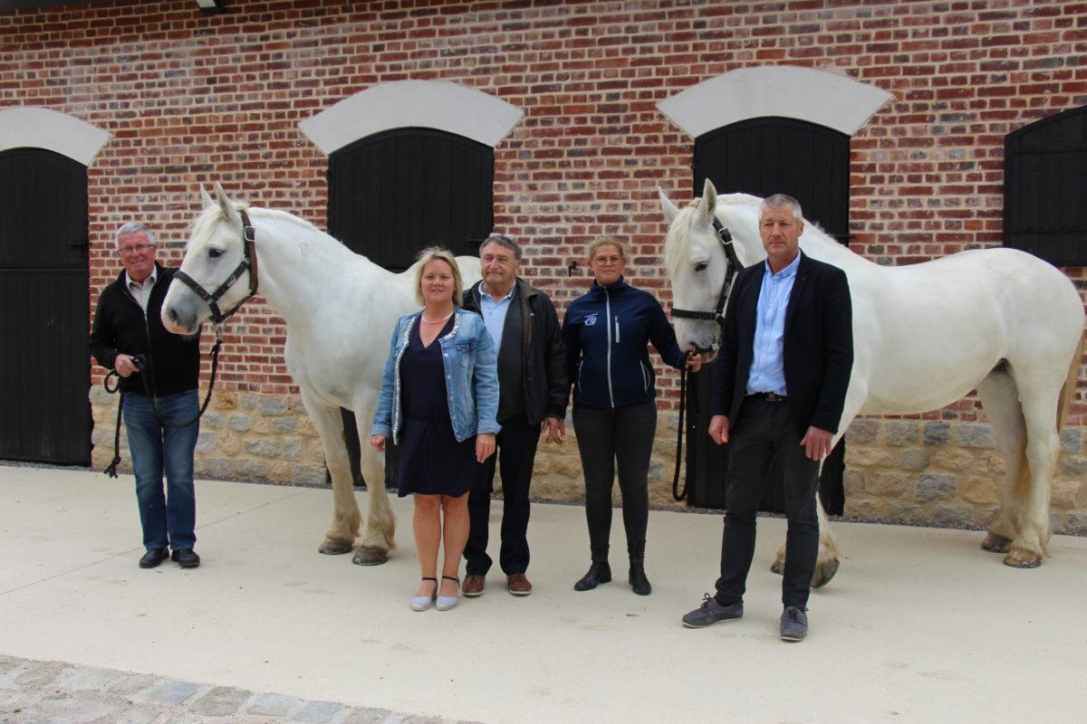 La Maison du cheval Boulonnais ouvre ses portes