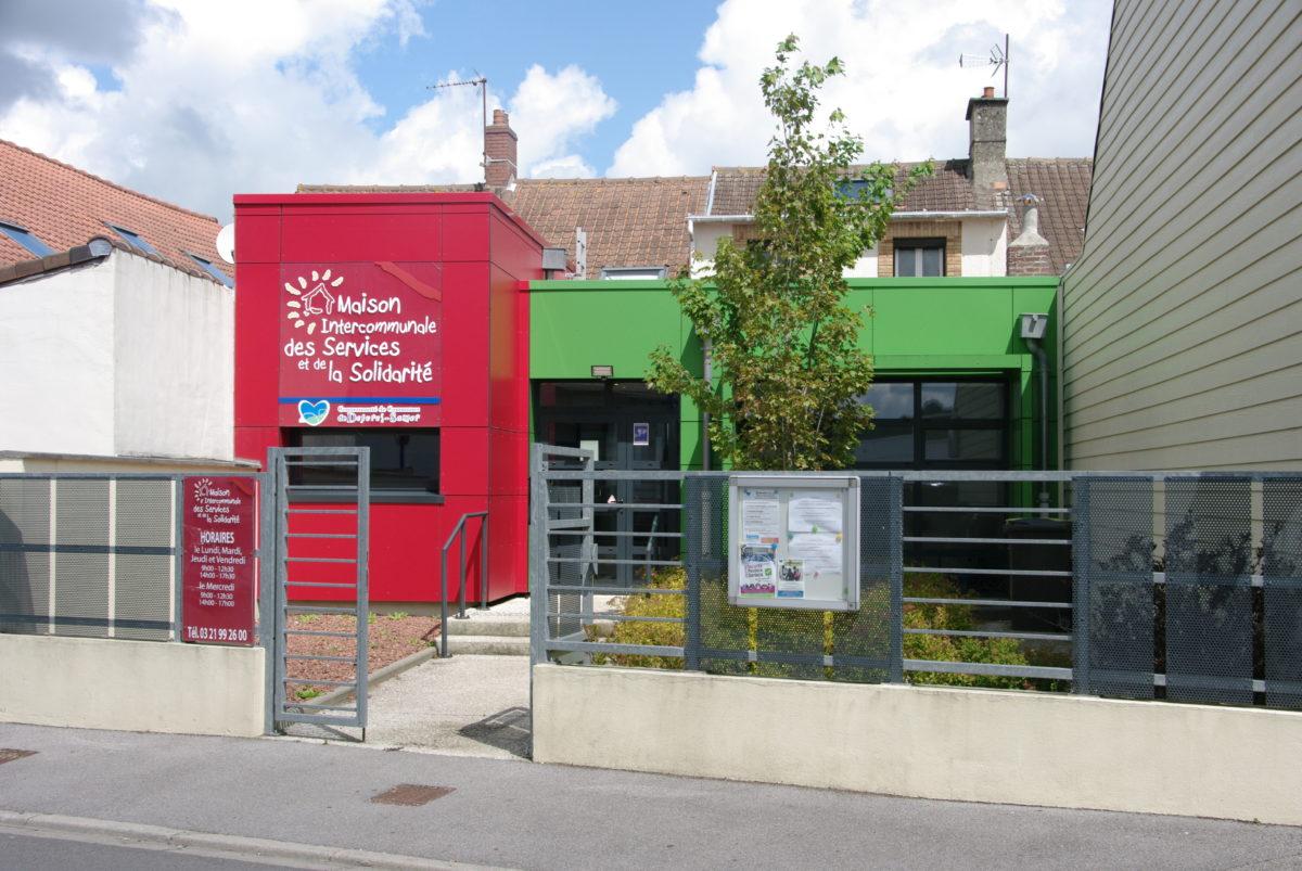 Un centre de vaccination ouvre à Desvres
