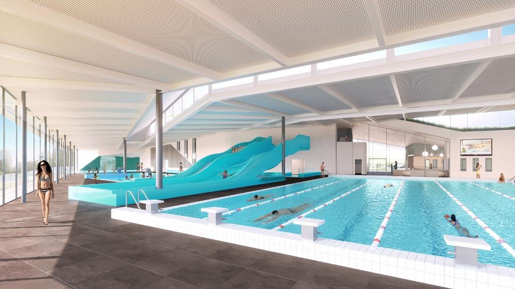 Choisissez le nom de votre futur centre aquatique !