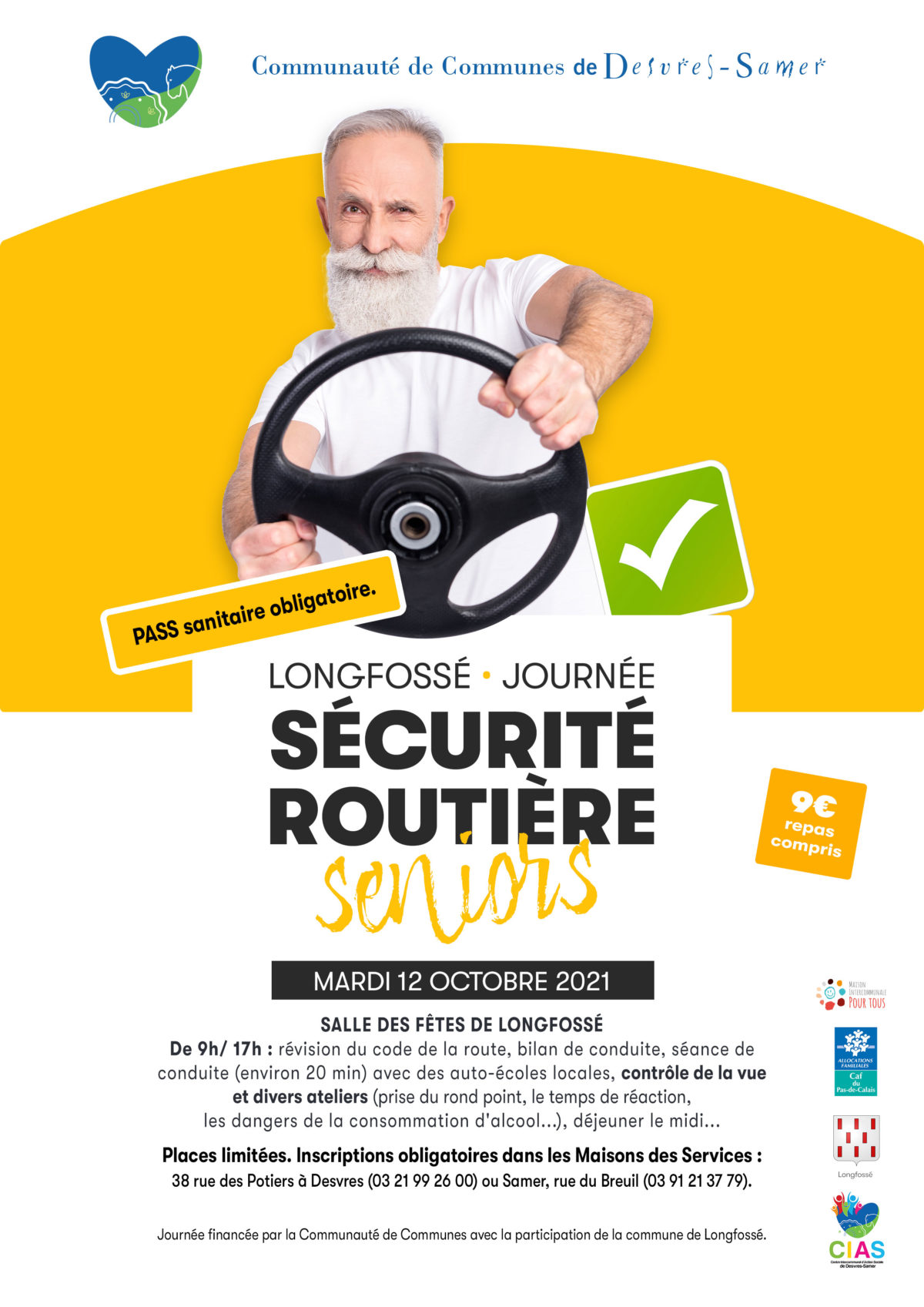 Journée sécurité routière séniors